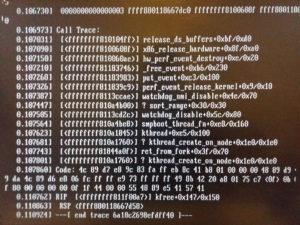 boot error update